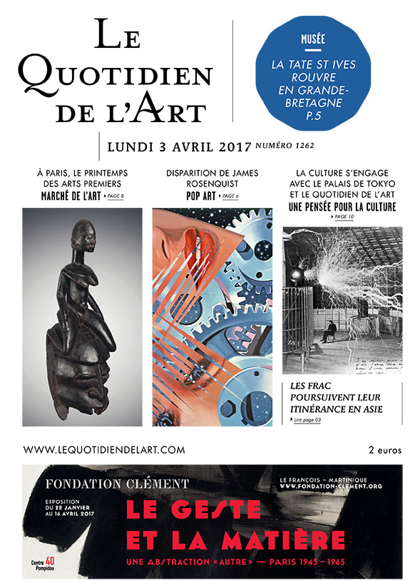 quotidien de l'art 3avril2017-1